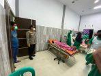Korban penganiayaan berat mendapat penanganan di puskesmas Kotabaru
